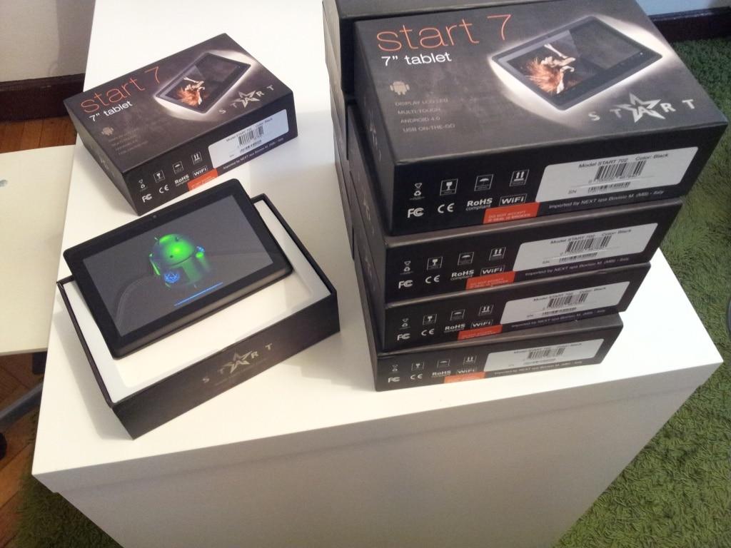 Idea per i tuoi eventi: affittare tablet