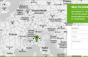 Gruppi di marker in Google Maps: i Cluster Marker