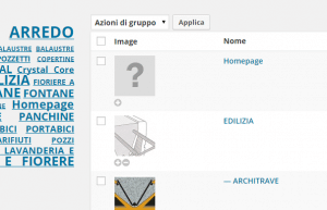 Come impostare un'immagine di categoria in WordPress